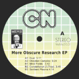 "CN: More Obscure Research [12""]"