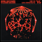 King Gizzard And The Lizard Wizard: Live In San Francisco '16 [2xLP colorés]