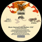 "Optik: Music, Harmony and Rhythm [12""]"