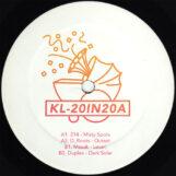 "variés: KL-20IN20A [12""]"