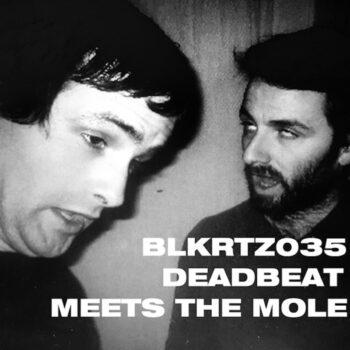 Deadbeat & The Mole: Deadbeat Meets The Mole [2xLP]