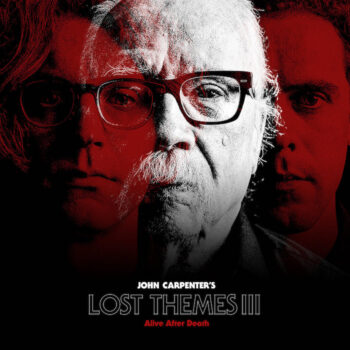 Carpenter, John: Lost Themes III: Alive After Death [LP rouge]