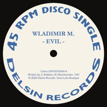 "M., Wladimir: Evil / Planet E, Skee Mask Remix / Disappointment [12""]"