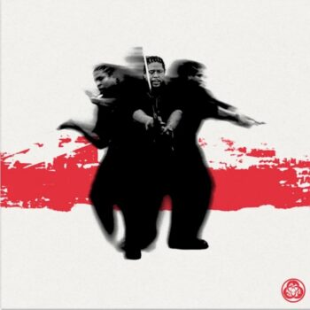 RZA: Ghost Dog: The Way Of The Samurai [LP blanc]