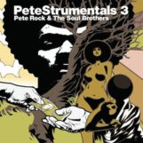 Pete Rock & The Soul Brothers: PeteStrumentals 3 [CD]
