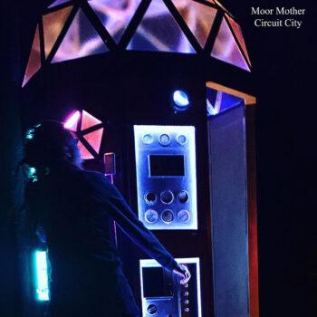 Moor Mother: Circuit City [LP orange]