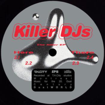 "Killer DJs: The Killer EP [12""]"