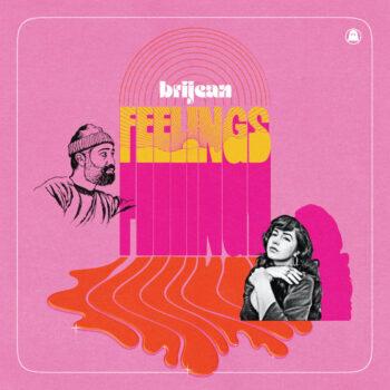 Brijean: Feelings [LP, vinyle coloré]