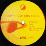 "Gen-Y: Saturn Flow EP [12""]"