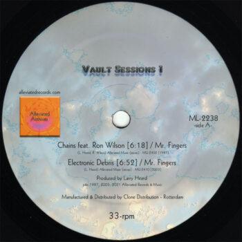 "Mr. Fingers: Vault Sessions 1 [12""]"