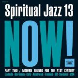 variés: Spiritual Jazz 13: NOW! Part 2 [CD]