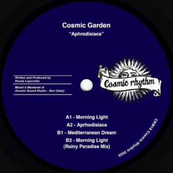 "Cosmic Garden: Aphrodisiaca [12""]"