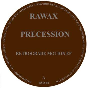 "Precession: Retrograde Motion EP [12""]"