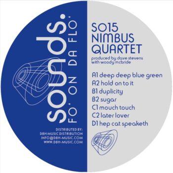 """Nimbus Quartet: Fo' On Da Flo' [2x12""""]"""