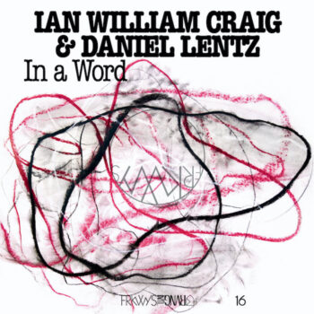Craig & Daniel Lenttz, Ian William: FRKWYS Vol. 16 — In A Word [LP]