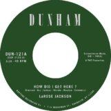 "Jackson, LaRose: How Did I Get Here? [7""]"