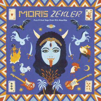 variés: Moris Zekler: Fuzz & Soul Sega from 70's Mauritius [LP]