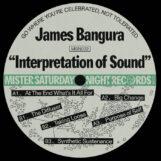 "Bangura, James: Interpretation of Sound [12""]"