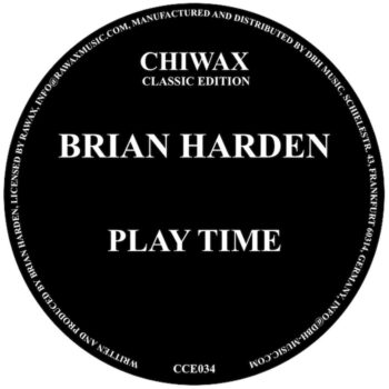 "Harden, Brian: Play Time [12""]"