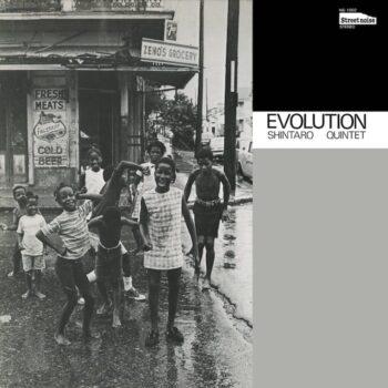 Shintaro Quintet: Evolution [CD]