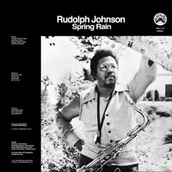 Johnson, Rudolph: Spring Rain [LP]
