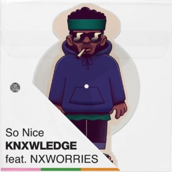 """Knxwledge: So Nice [10"""" picture disc]"""