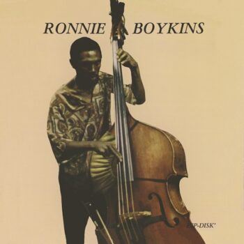 Boykins, Ronnie: The Will Come, Is Now [LP]