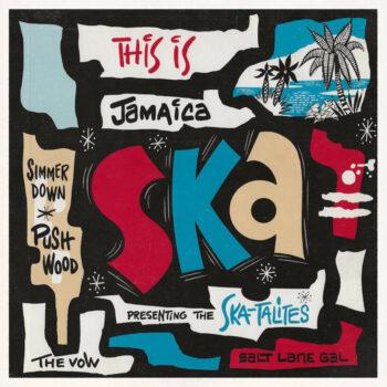 variés: This Is Jamaica Ska [CD]