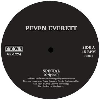 """Everett, Peven: Special [12""""]"""