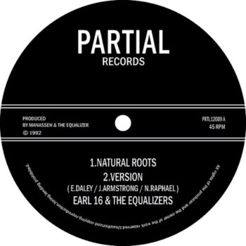"""Earl 16 & The Equalizers: Natural Roots [12""""]"""