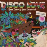 variés; Al Kent: Disco Love — Rare Disco & Soul Uncovered [2xLP]
