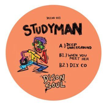 """Studyman: Dijon Soul EP [12""""]"""
