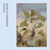 "Hodge: Remixes In Blue [12"", vinyle bleu]"