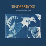 Tindersticks: Distractions [LP, vinyle bleu]