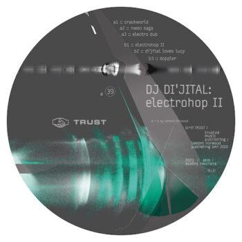 """DJ Di'jital: ElectroHop II [12""""]"""
