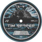 "Tim Reaper: Cityscapes EP [12"", vinyle bleu]"