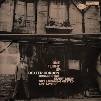 Gordon, Dexter: One Flight Up [LP]