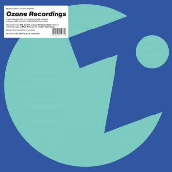 variés: Ozone Recordings [LP, vinyle bleu]