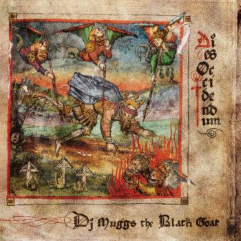 DJ Muggs the Black Goat: Dies Occidendum [LP, vinyle rouge]