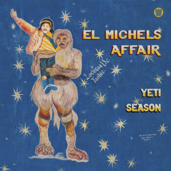 El Michels Affair: Yeti Season [LP, vinyle bleu clair]