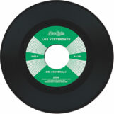 "Los Yesterdays: Mr. Yesterday / So Insincere [7""]"