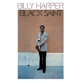 Harper, Billy: Black Saint [LP]