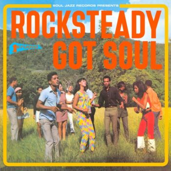 variés: Rocksteady Got Soul [CD]