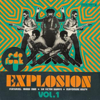 variés: Edo Funk Explosion Vol. 1 [CD]