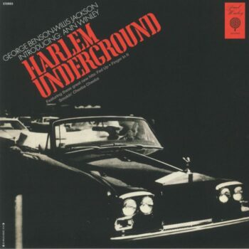Harlem Underground Band: Harlem Underground [LP]