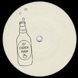 """DJ Ciderman: Summer Groove EP [12"""", vinyle coloré]"""