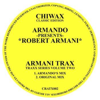 "Armani, Robert: Armani Trax / Circus Bells [12""]"