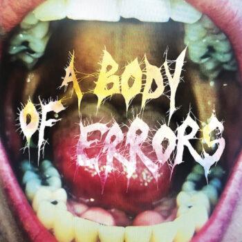 Vasquez, Luis: A Body Of Errors [CD]