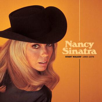 Sinatra, Nancy: Start Walkin' 1965-1976 [2xLP, vinyle orange]