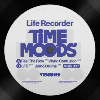 """Life Recorder: Time Moods [12""""]"""